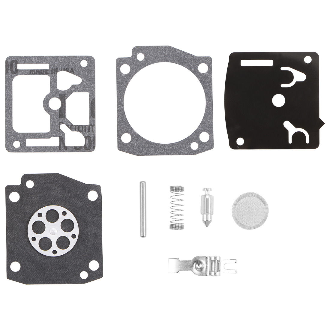 MS361 Carburetor Rebuild Kit Gasket Diaphragm for K10-HD Carburetor Carb 2pcs
