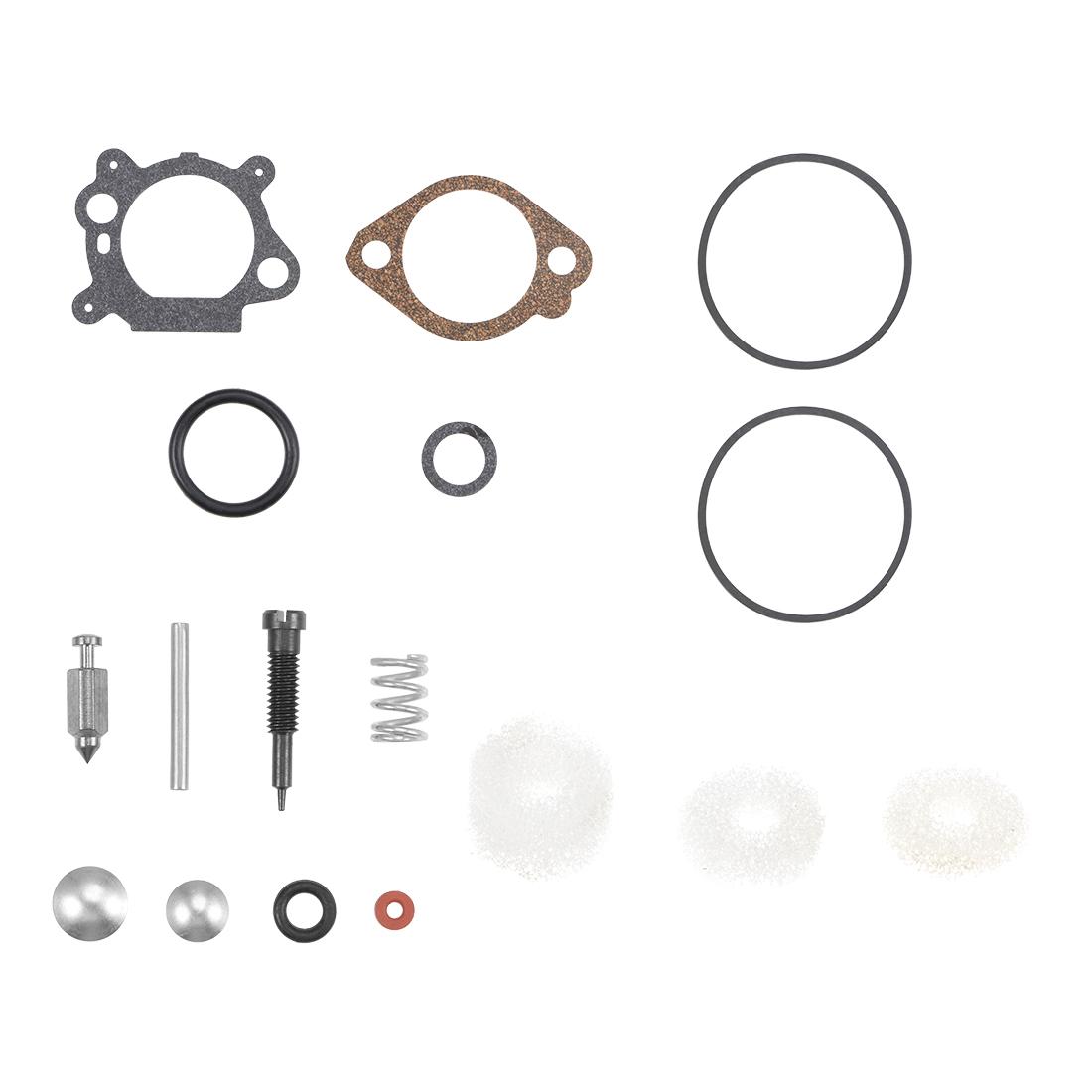 493640 Carburetor Rebuild Kit Gasket Diaphragm for 796611 398191 498260 Carb