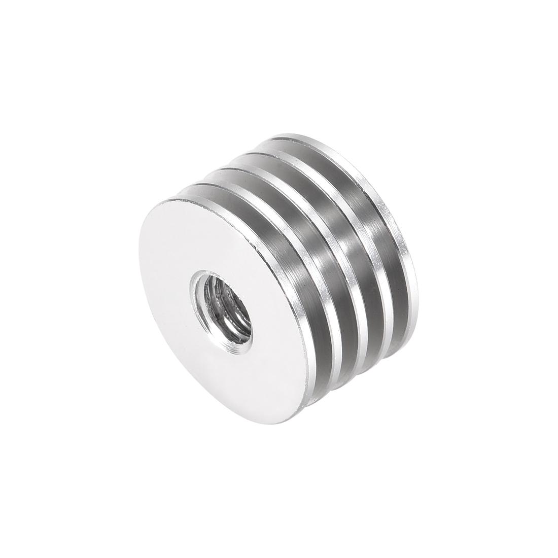 Heatsink for 3D Printer Heat Sink, Fit for 3D Reprap J-head Extruder M6 Pipe
