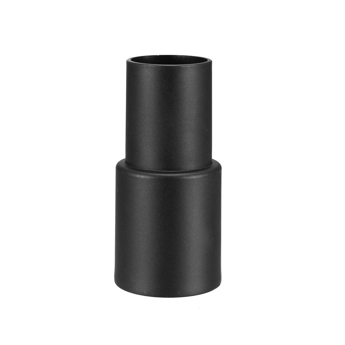 37mm to 31mm Vacuum Hose Adapter Hose Vacuum Conversion Black