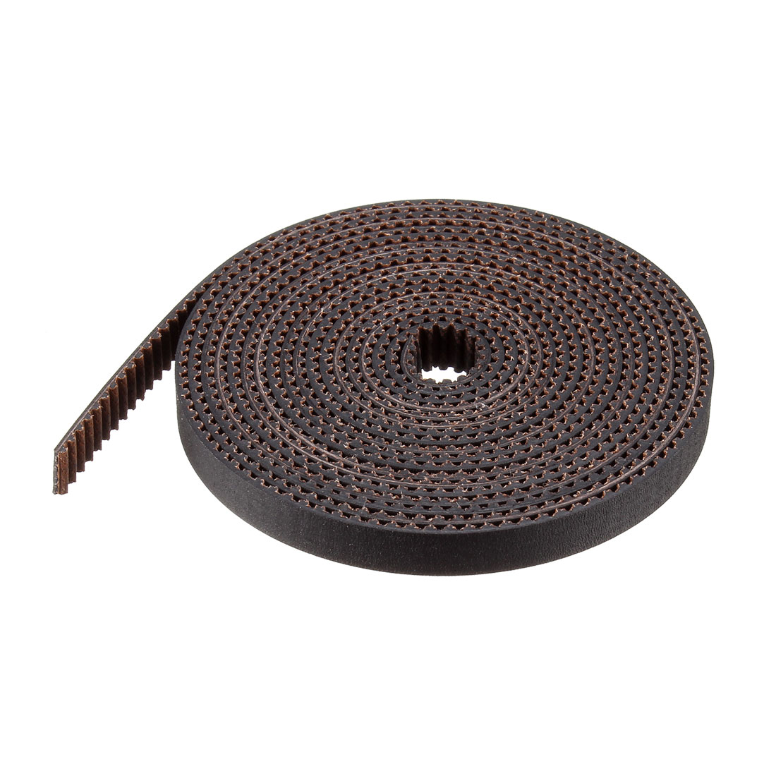 GT2 Timing Belt 2 Meter Opening Fit Synchronous Wheel for 3D Printer, Brown