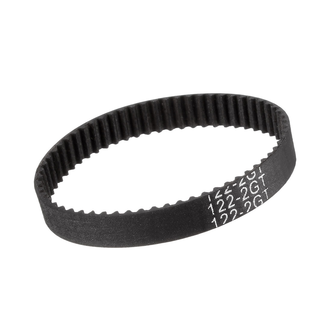 GT2 Timing Belt 122mm Closed Fit Synchronous Wheel for 3D Printer