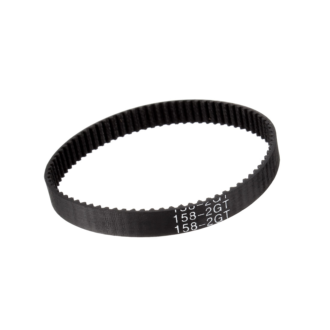 GT2 Timing Belt 158mm Closed Fit Synchronous Wheel for 3D Printer