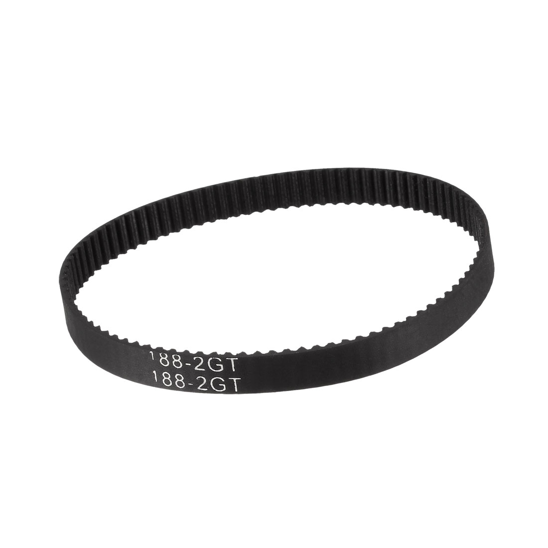 GT2 Timing Belt 188mm Closed Fit Synchronous Wheel for 3D Printer
