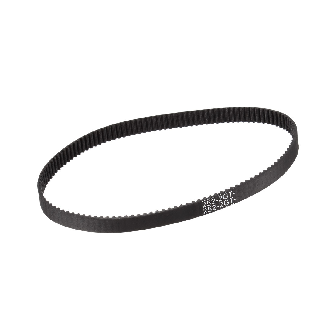 GT2 Timing Belt 252mm Closed Fit Synchronous Wheel for 3D Printer