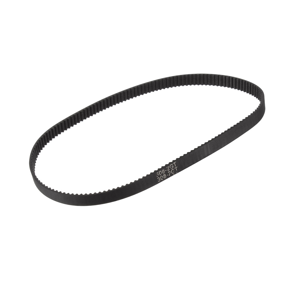 GT2 Timing Belt 308mm Closed Fit Synchronous Wheel for 3D Printer