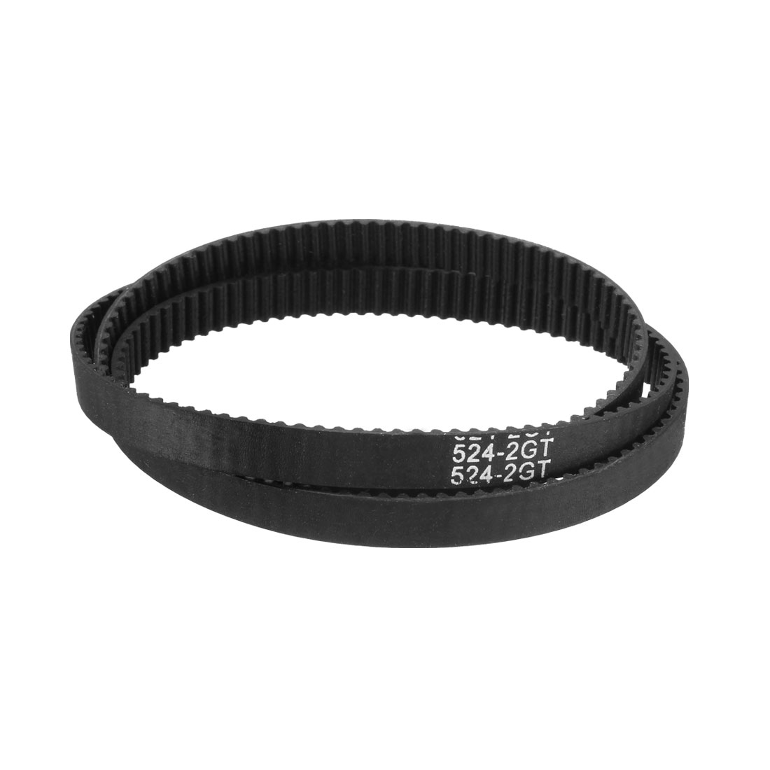 GT2 Timing Belt 524mm Closed Fit Synchronous Wheel for 3D Printer