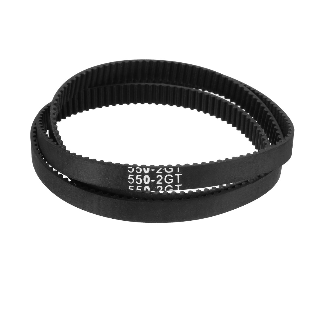 GT2 Timing Belt 550mm Closed Fit Synchronous Wheel for 3D Printer
