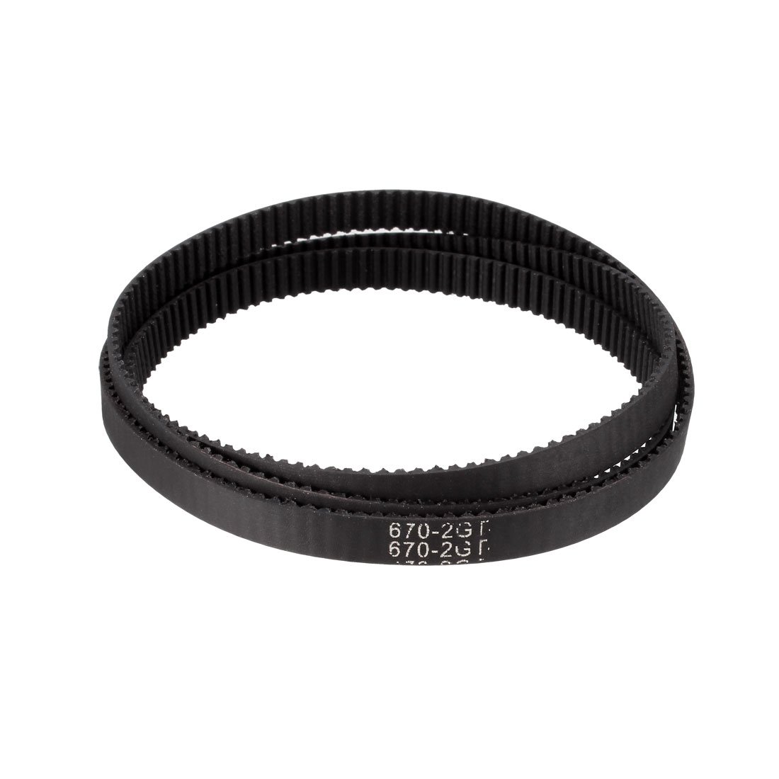 GT2 Timing Belt 670mm Closed Fit Synchronous Wheel for 3D Printer