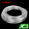 10 Meter 32.8ft Clear Polyurethane Air Hose Pipe Tubing 10mm OD 6.5mm ID for Car