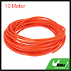 10 Meter 32.8ft Red Polyurethane PU Air Hose Pipe Tubing 4mm OD 2.5mm ID for Car