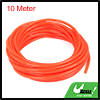 10 Meter 32.8ft Red Polyurethane PU Air Hose Pipe Tubing 6mm OD 4mm ID for Car