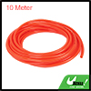 10 Meter 32.8ft Red Polyurethane PU Air Hose Pipe Tubing 8mm OD 5mm ID for Car