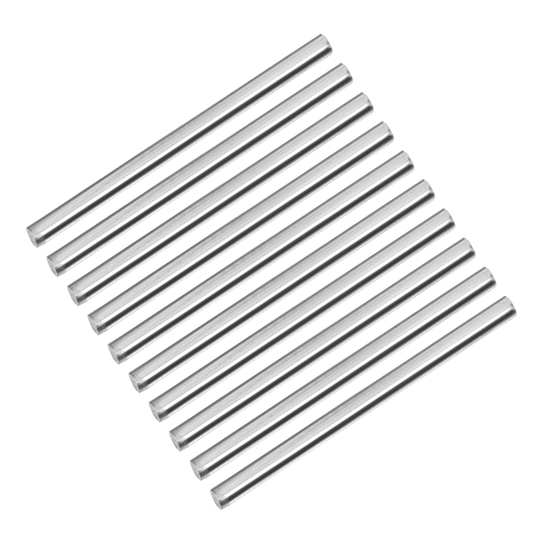 Stainless Steel Shaft Round Rod 30mmx2mm for DIY RC Car Model Part 20Pcs
