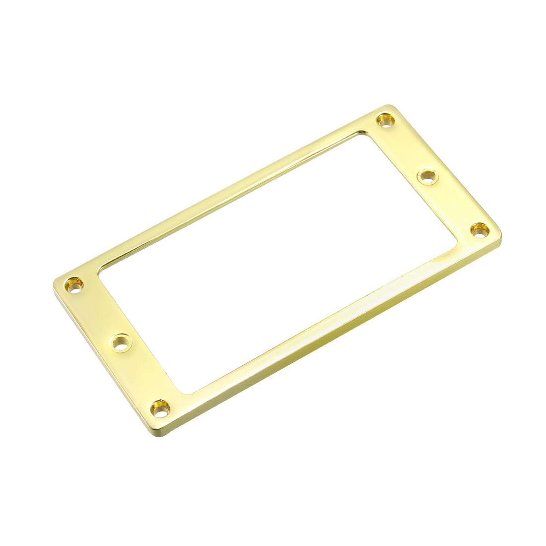 Humbucker Pickup Frame Mounting Rings Replacement for Electric Guitars Golden