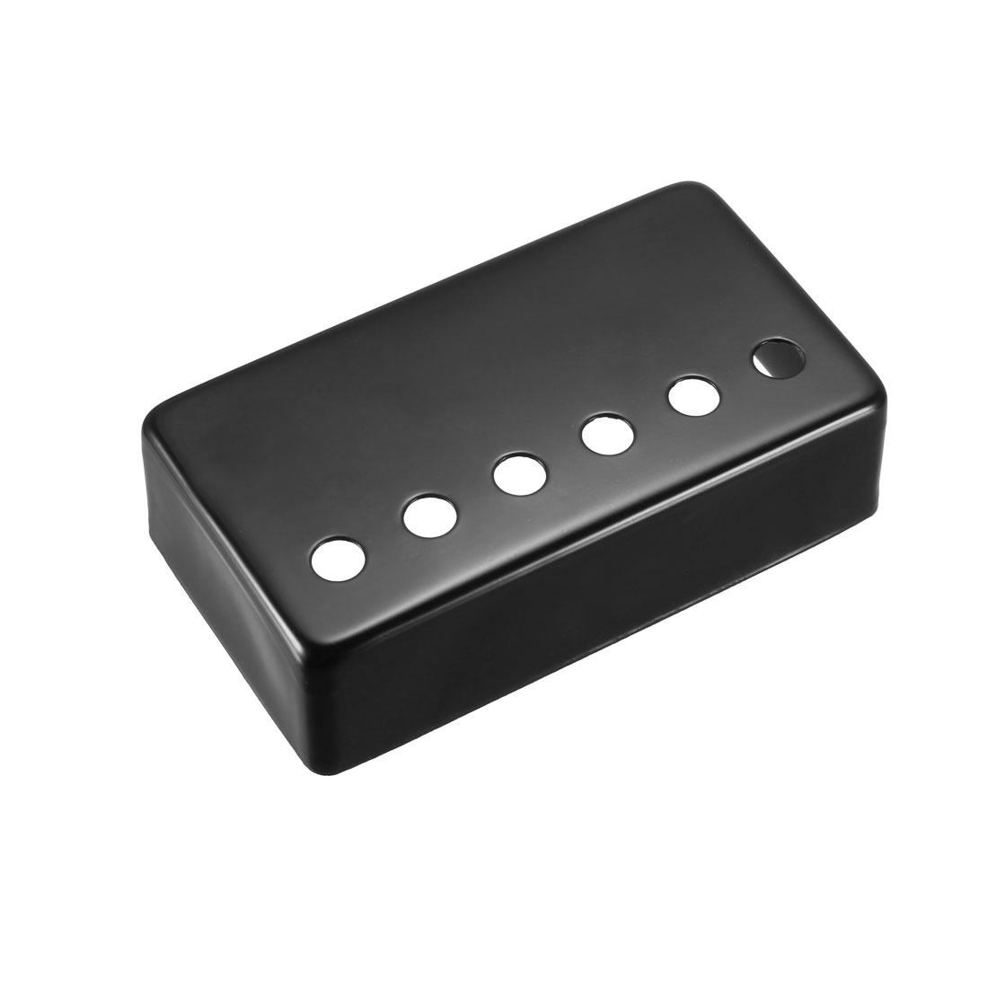 52mm Metal Humbucker Guitar Bridge Pickup Covers for Electric Guitar - Black