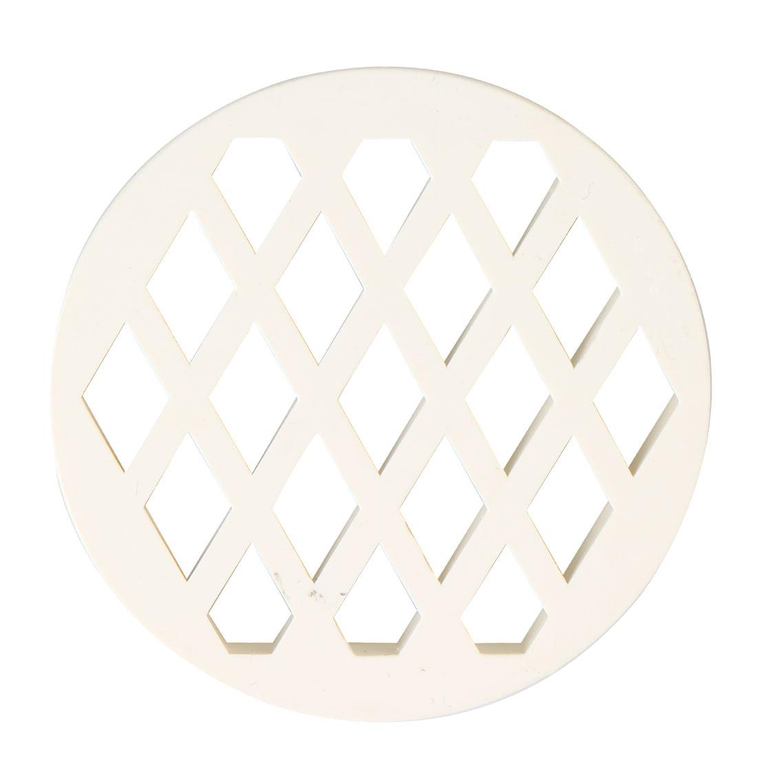 """2.64"""" Floor Drain Cover Hair Catcher Sinks Stopper Strainer Bathroom Kitchen"""