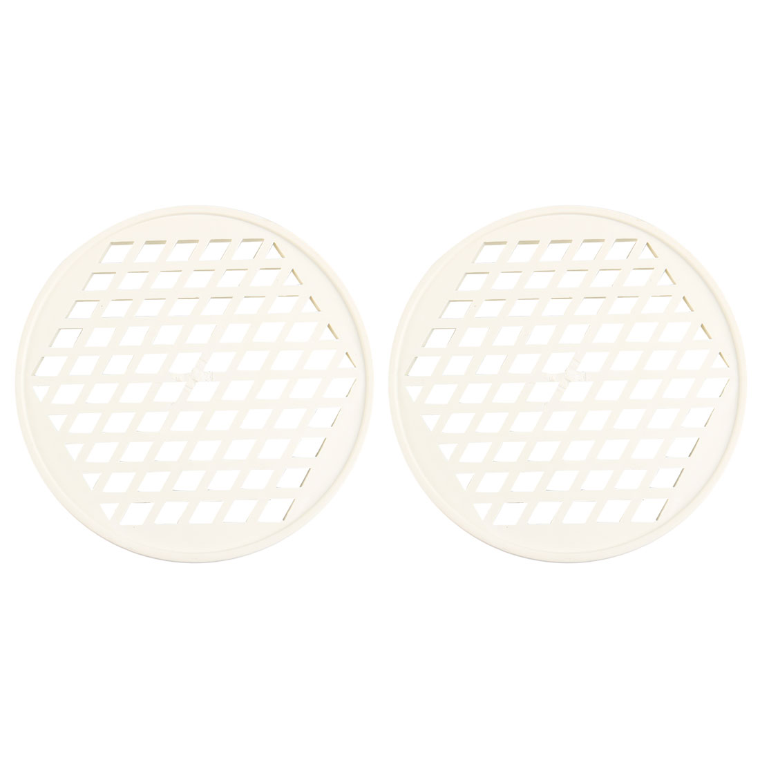 "2pcs 5.87"" Floor Drain Cover Hair Catcher Sinks Strainer Bathroom Kitchen"