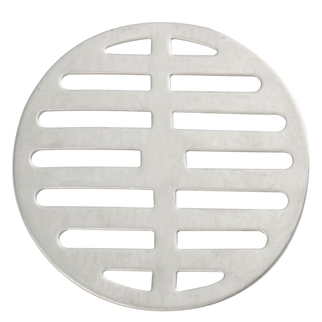 """5.5"""" Dia Floor Drain Cover Hair Catchers Filter Strainer Stopper Bathroom"""