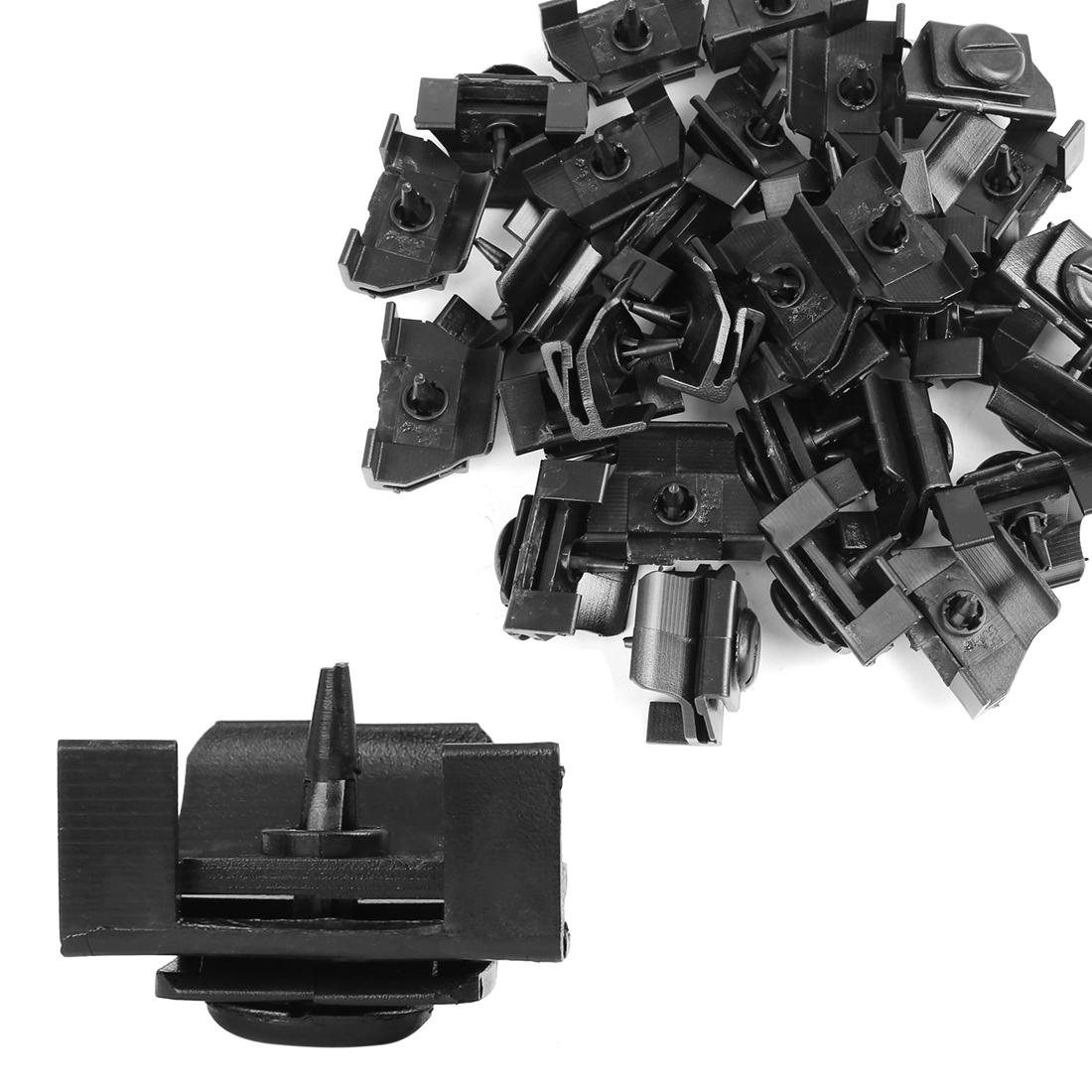 30pcs Fender Liner Retainer Clips for Toyota RAV4 Tacoma Scion iQ xD 5387928010