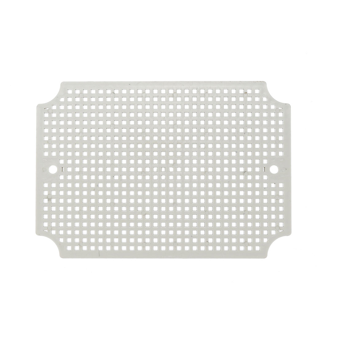 ABS Plastic Internal Panel Suitable for 175mm x 125mm Electrical Junction Box