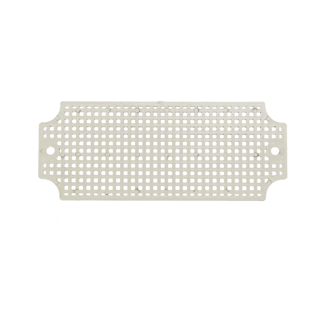ABS Plastic Internal Panel Suitable for 180mm x 80mm Electrical Junction Box
