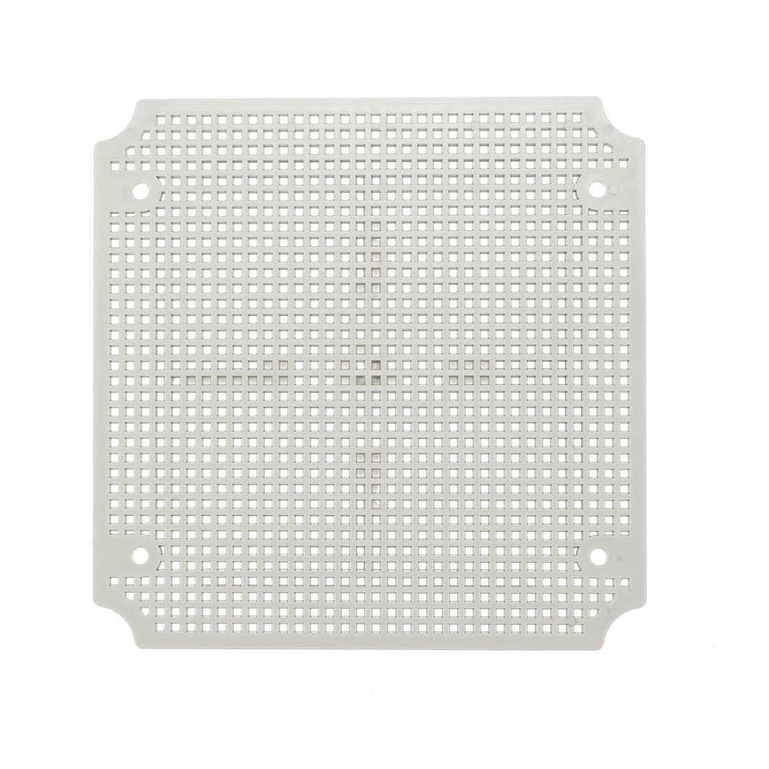 ABS Plastic Internal Panel Suitable for 200mm x 200mm Electrical Junction Box