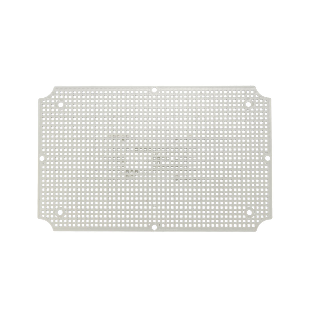 ABS Plastic Internal Panel Suitable for 290mm x 190mm Electrical Junction Box