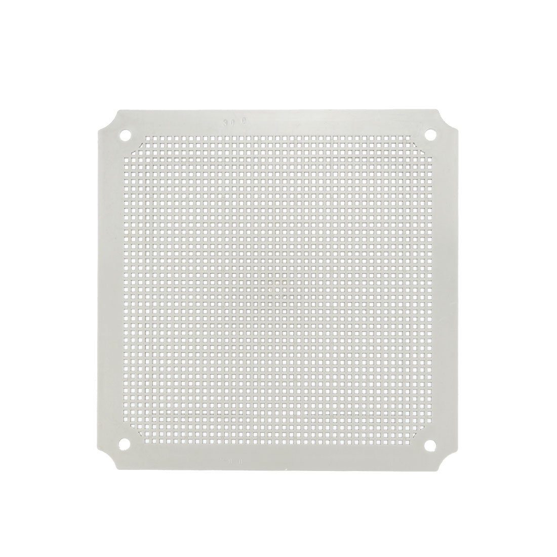ABS Plastic Internal Panel Suitable for 300mm x 300mm Electrical Junction Box