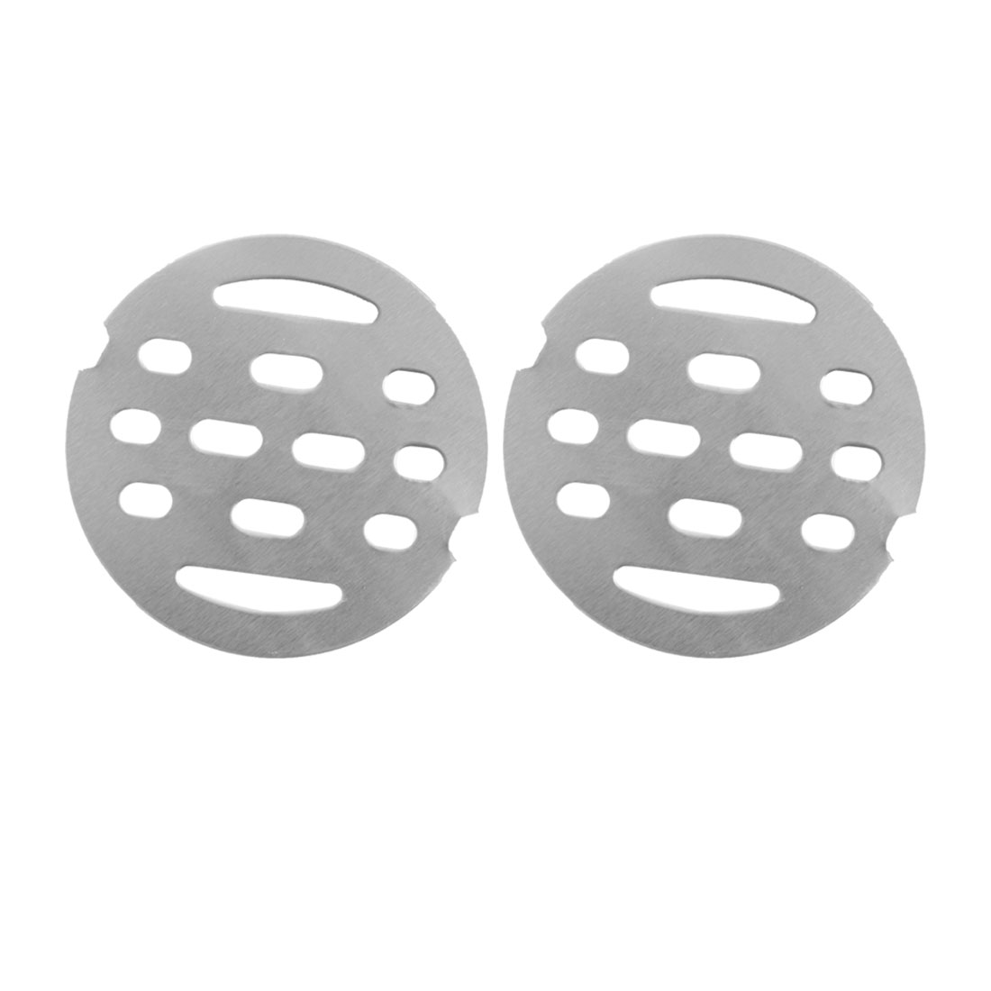 "2pcs 2.7"" Snap-in Floor Drain Cover Hair Catcher Sink Filter Strainer Stopper"