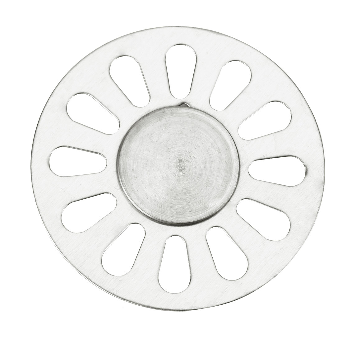 3.07 Inch Floor Drain Cover Snap-in Dual Use Filter Strainer Stopper Bathtub