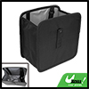 Car Trash Can Garbage Bin Bag Waste Storage Folding Organizer Waterproof Black