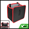 Car Trash Can Garbage Bin Bag Waste Storage Folding Organizer Waterproof Red