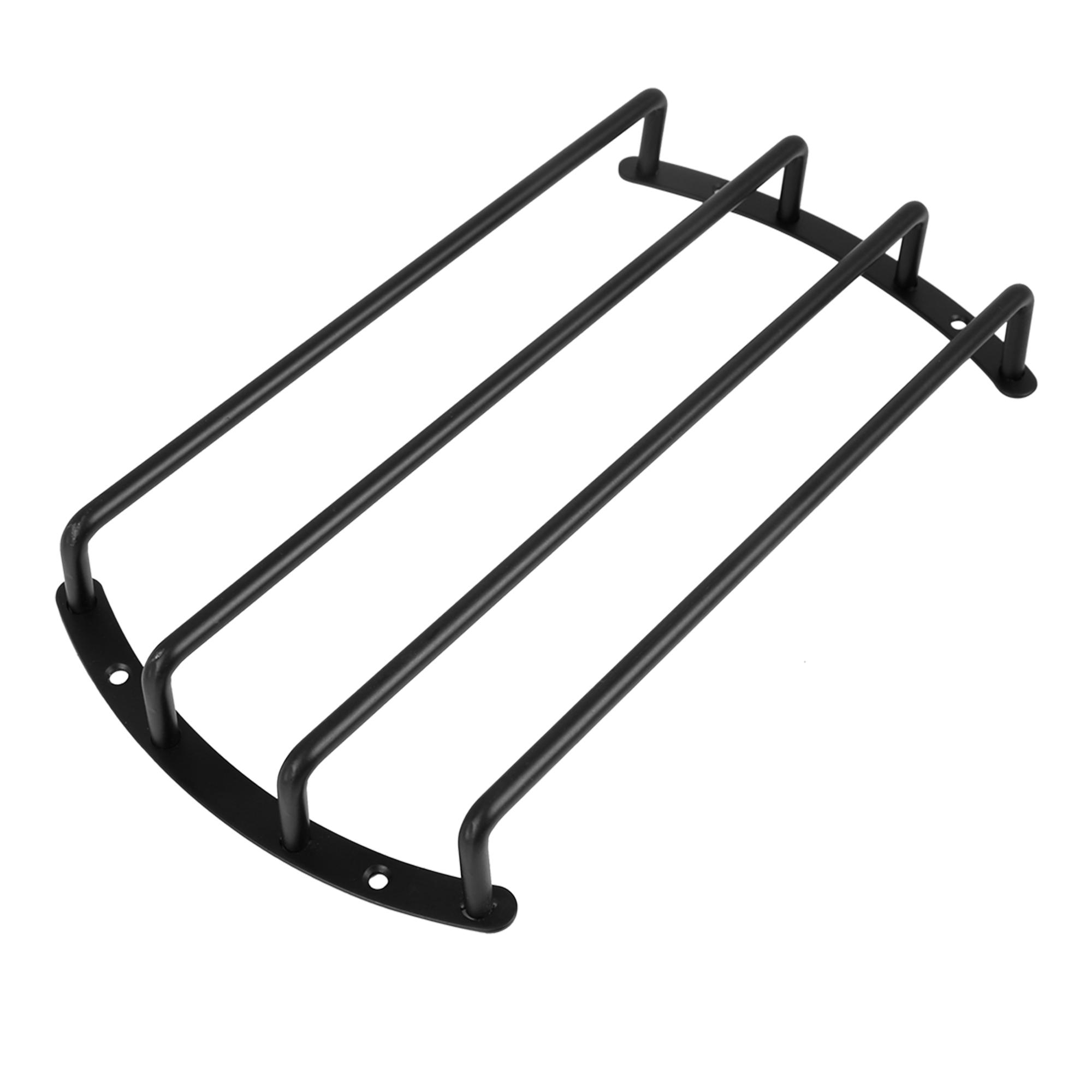 Universal 10 Inch Black Metal Car Bar Grille Subwoofer Speaker Grill Cover Guard