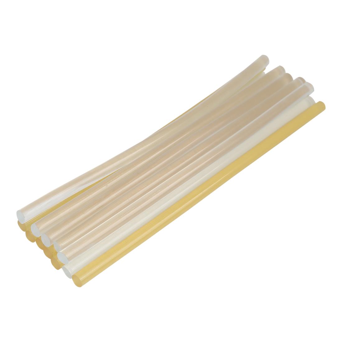 12 Pcs 7mm x 200mm Paintless Dent Repair Hot Melt Glue Sticks for Car