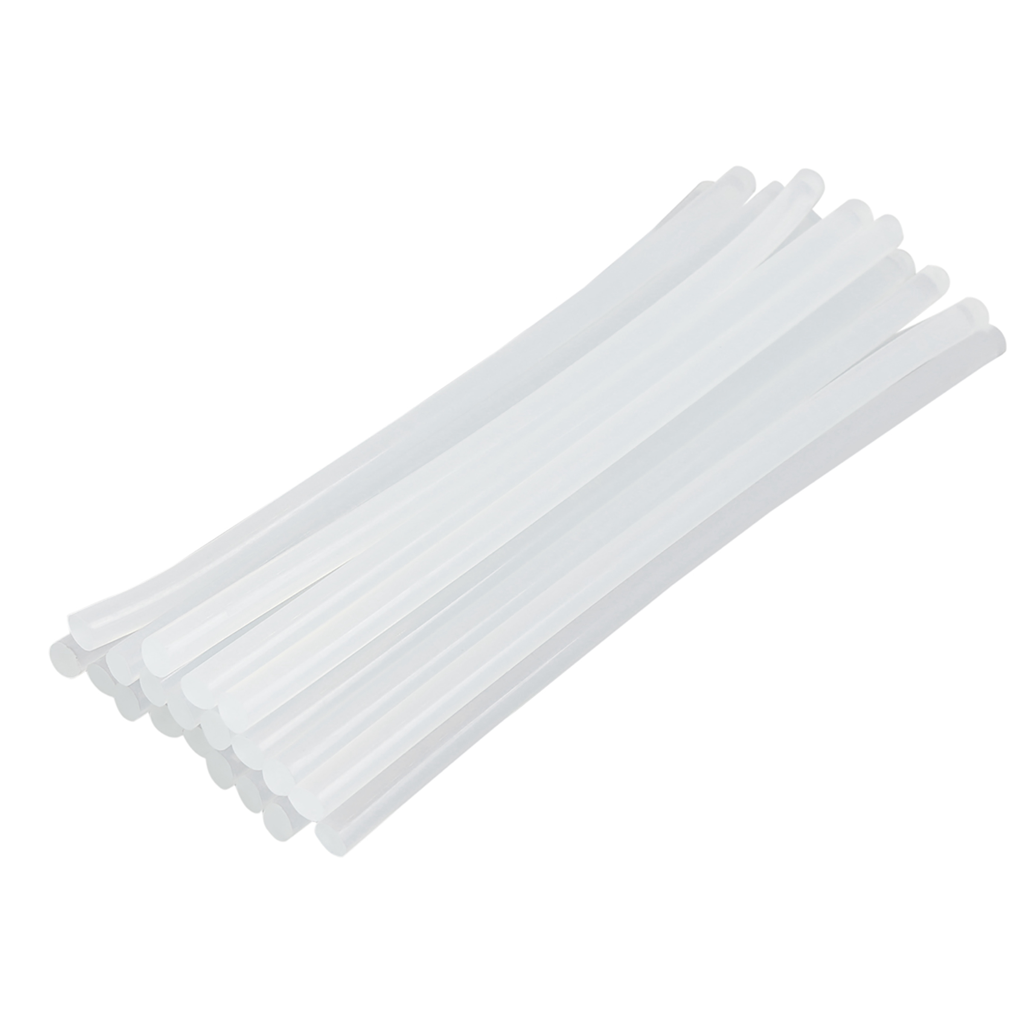 20 Pcs 7mm x 200mm Clear Paintless Dent Repair Hot Melt Glue Sticks for Car