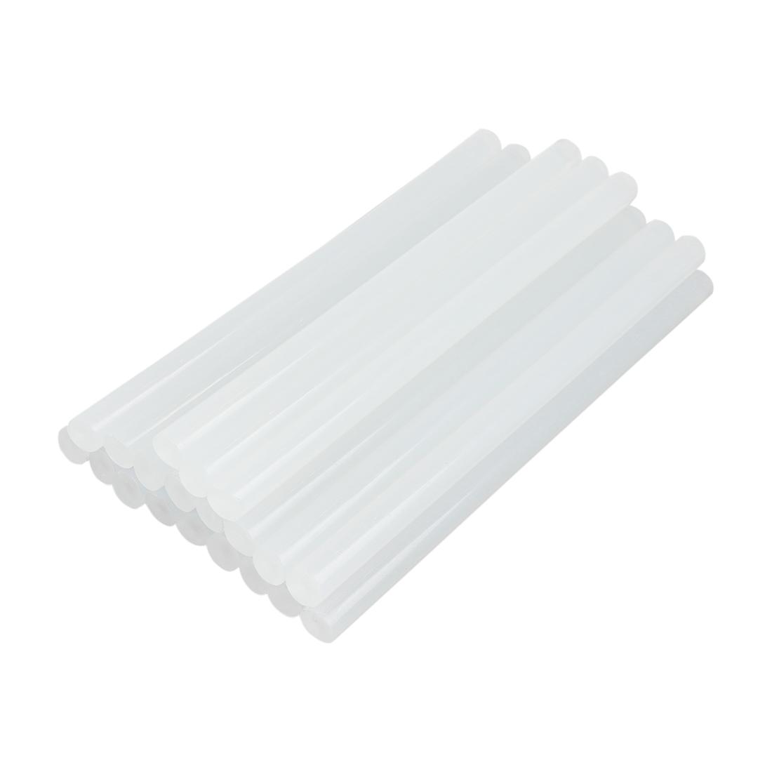 20 Pcs 11mm x 200mm Clear Paintless Dent Repair Hot Melt Glue Sticks for Car
