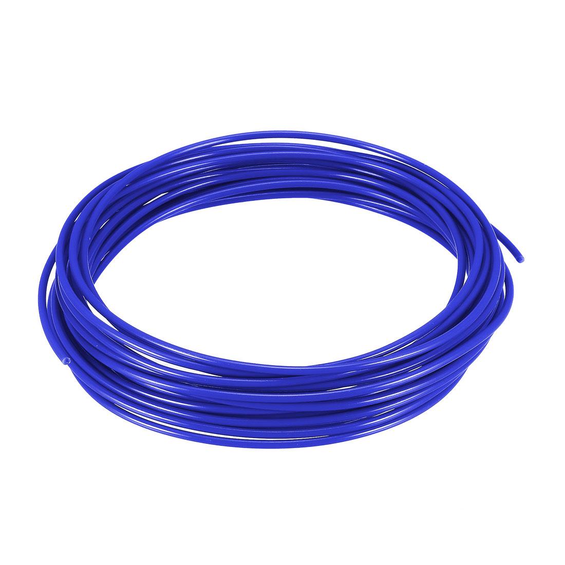 5 Meter/16 Ft PLA 3D Pen/3D Printer Filament, 1.75 mm Blue
