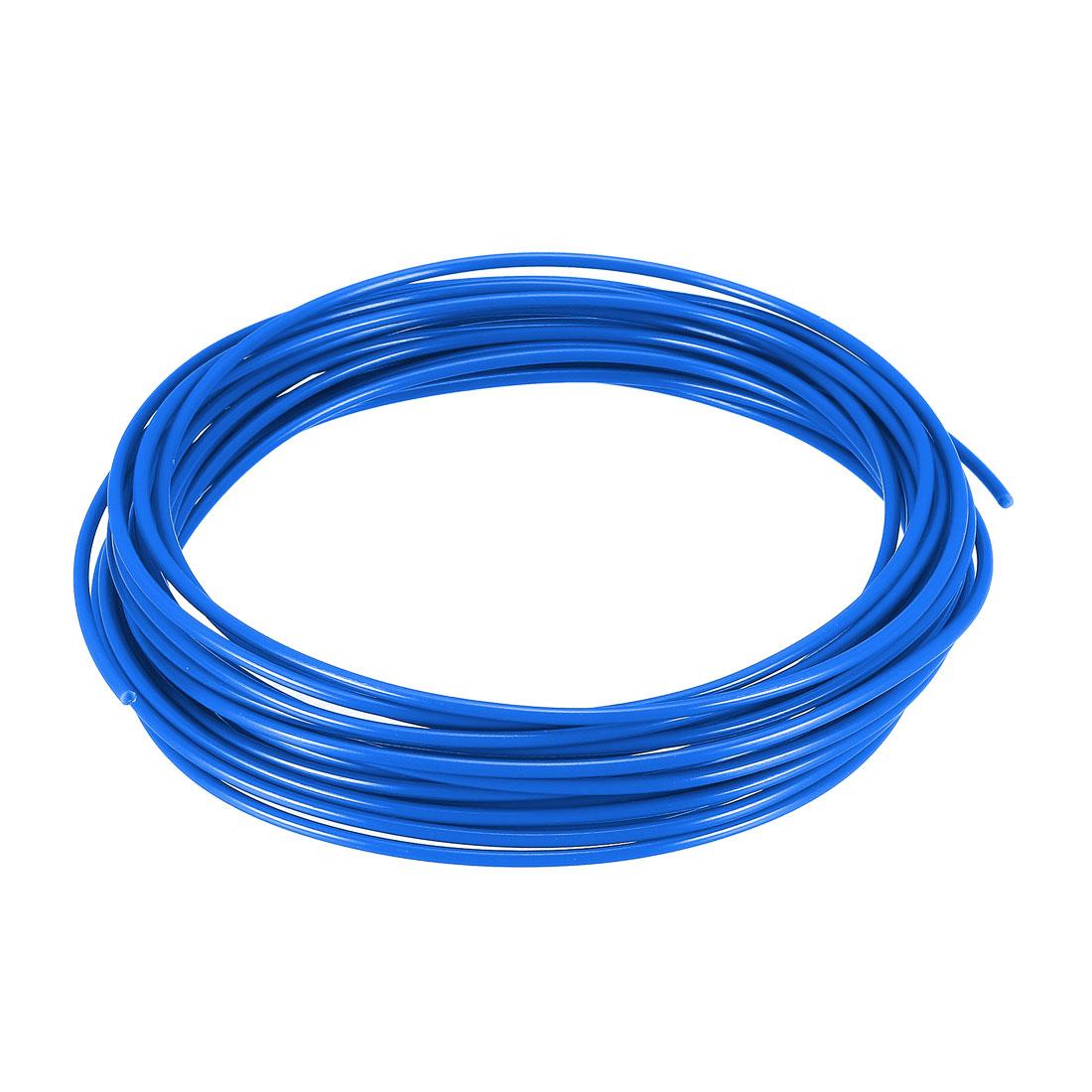 5 Meter/16 Ft PLA 3D Pen/3D Printer Filament, 1.75 mm Sky Blue