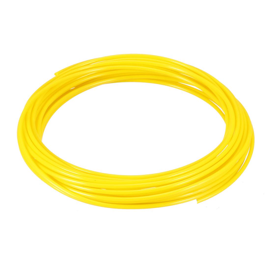 5 Meter/16 Ft PLA 3D Pen/3D Printer Filament, 1.75 mm Yellow