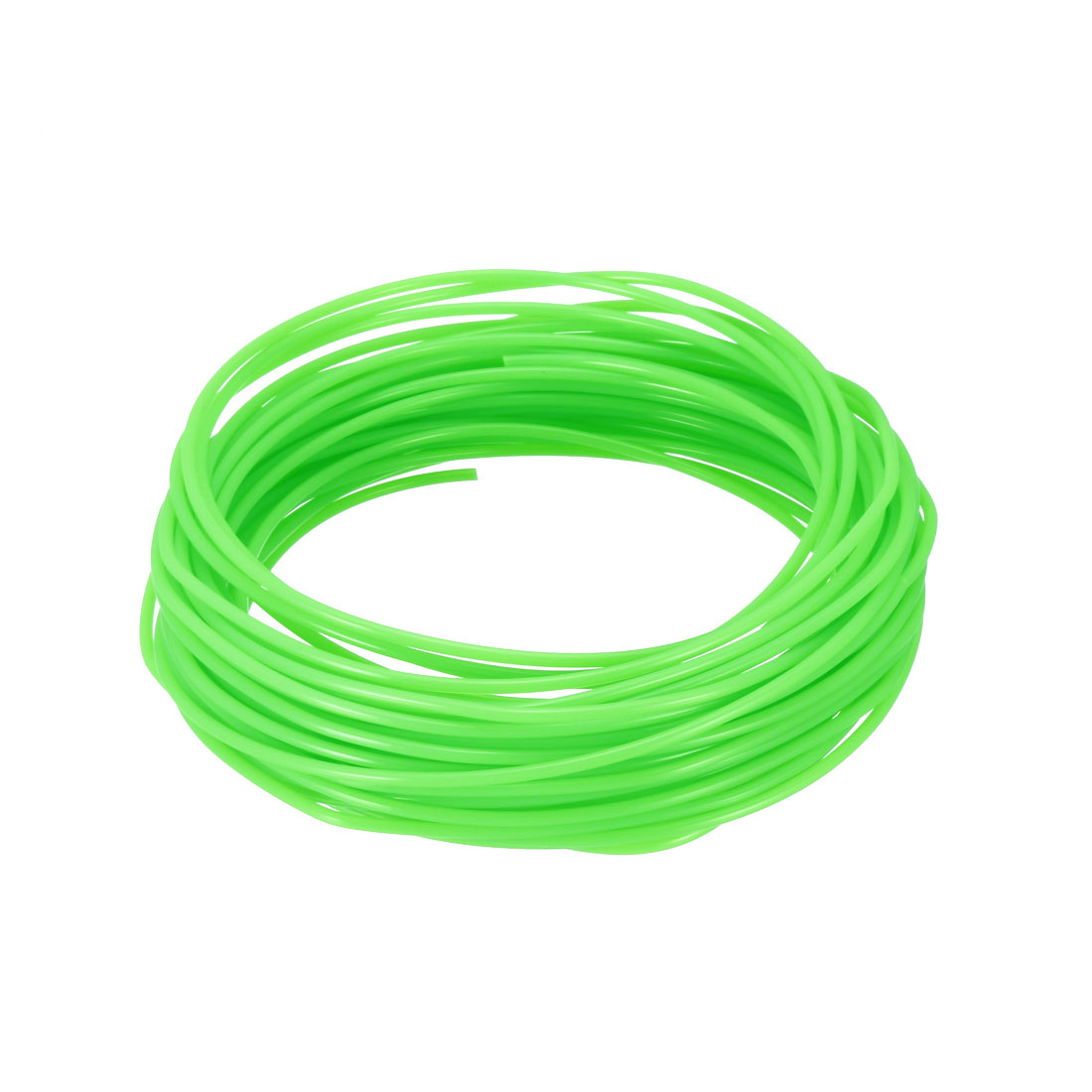 10 Meter/32.5 Ft PLA 3D Pen/3D Printer Filament, 1.75 mm Fluorescent Green