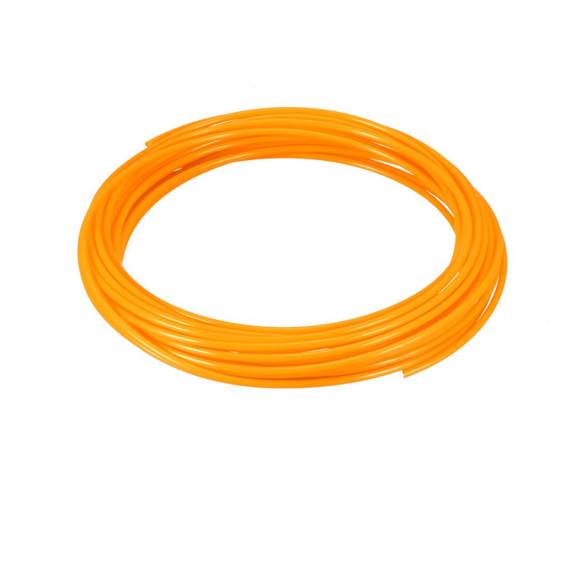 5 Meter/16 Ft ABS 3D Pen/3D Printer Filament, 1.75 mm Orange