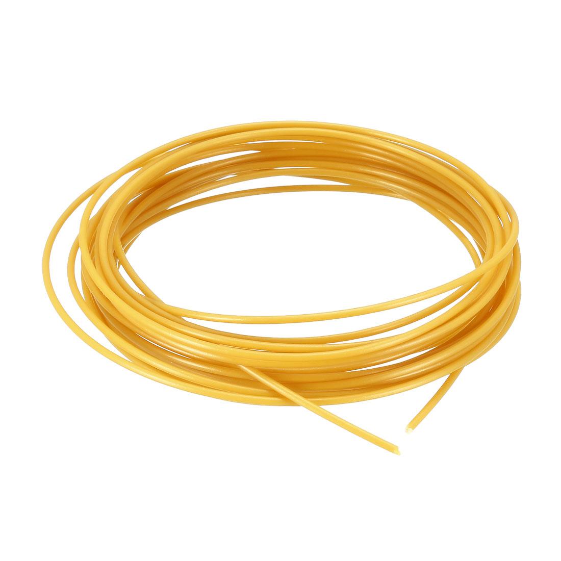 5 Meter/16 Ft ABS 3D Pen/3D Printer Filament, 1.75 mm Golden