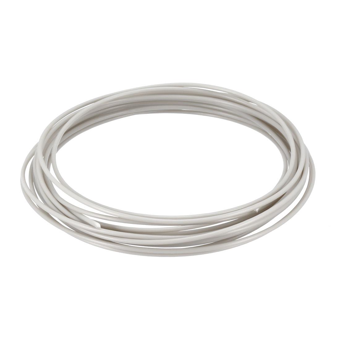 5 Meter/16 Ft ABS 3D Pen/3D Printer Filament, 1.75 mm Grey