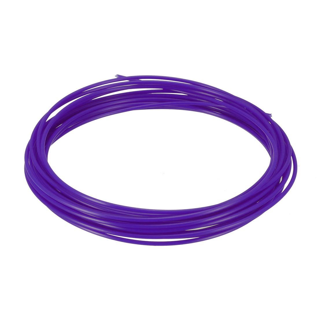 5 Meter/16 Ft ABS 3D Pen/3D Printer Filament, 1.75 mm Purple