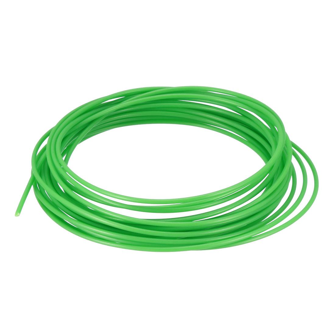 5 Meter/16 Ft PCL 3D Pen/3D Printer Filament, 1.75 mm Green
