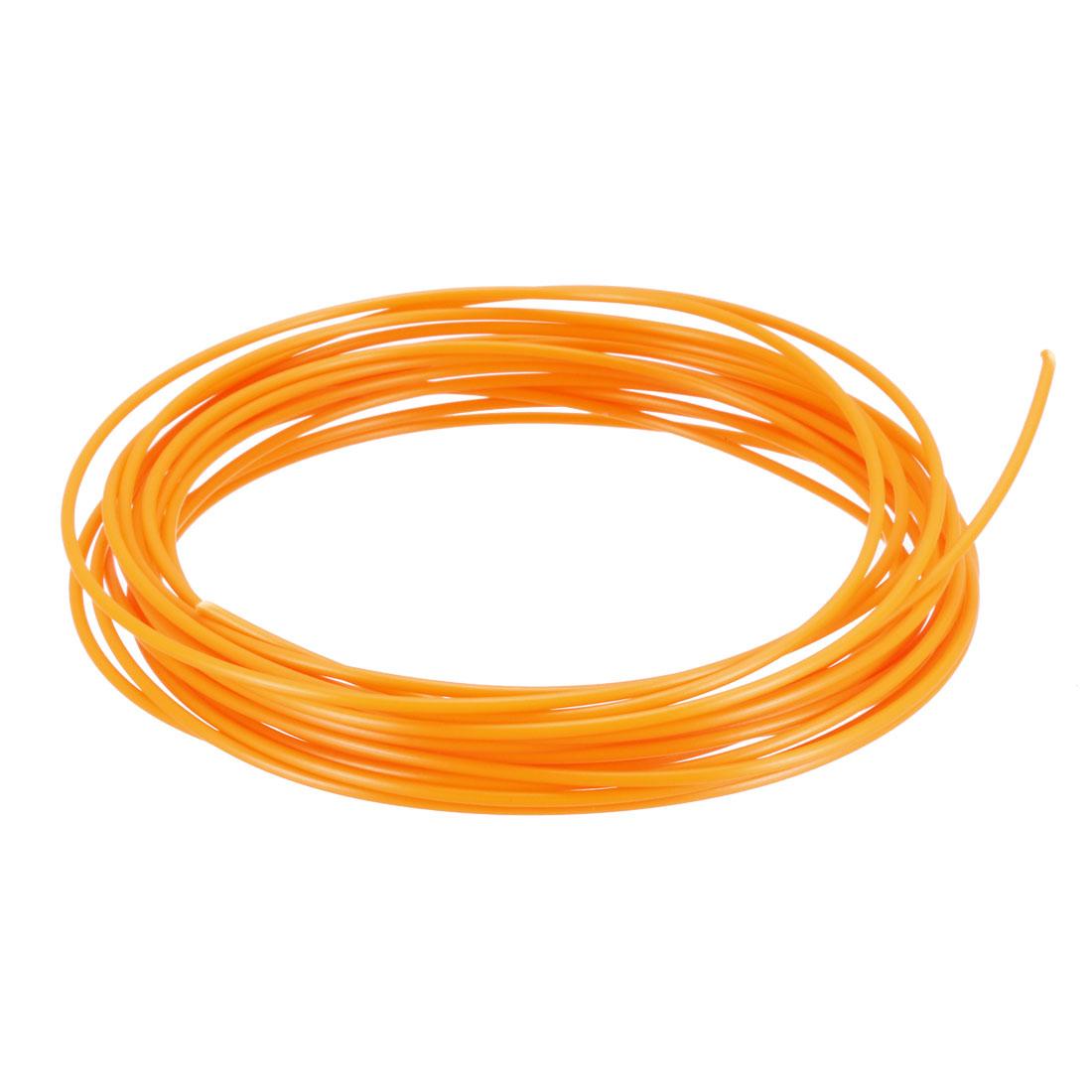 5 Meter/16 Ft PCL 3D Pen/3D Printer Filament, 1.75 mm Orange