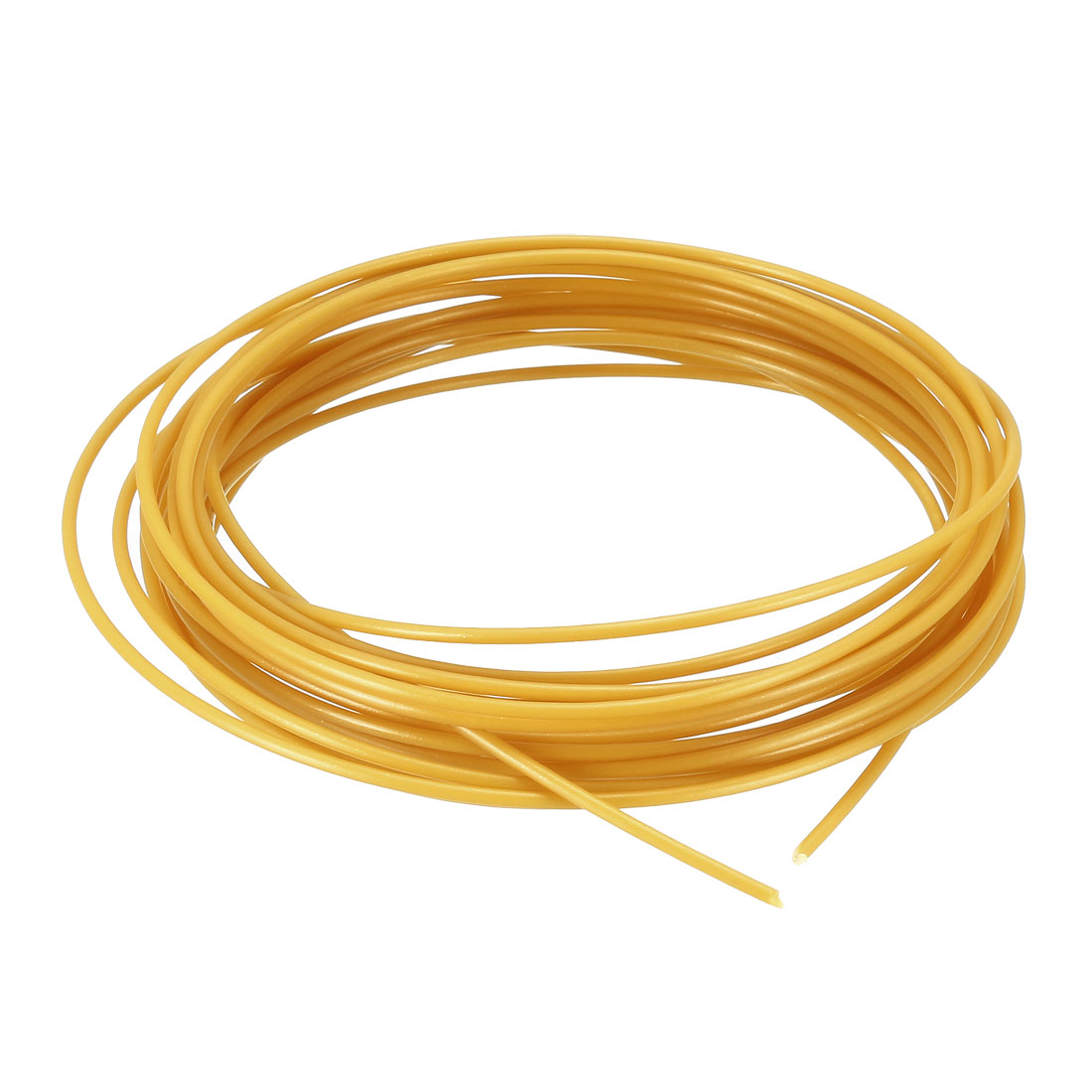 5 Meter/16 Ft PCL 3D Pen/3D Printer Filament, 1.75 mm Golden
