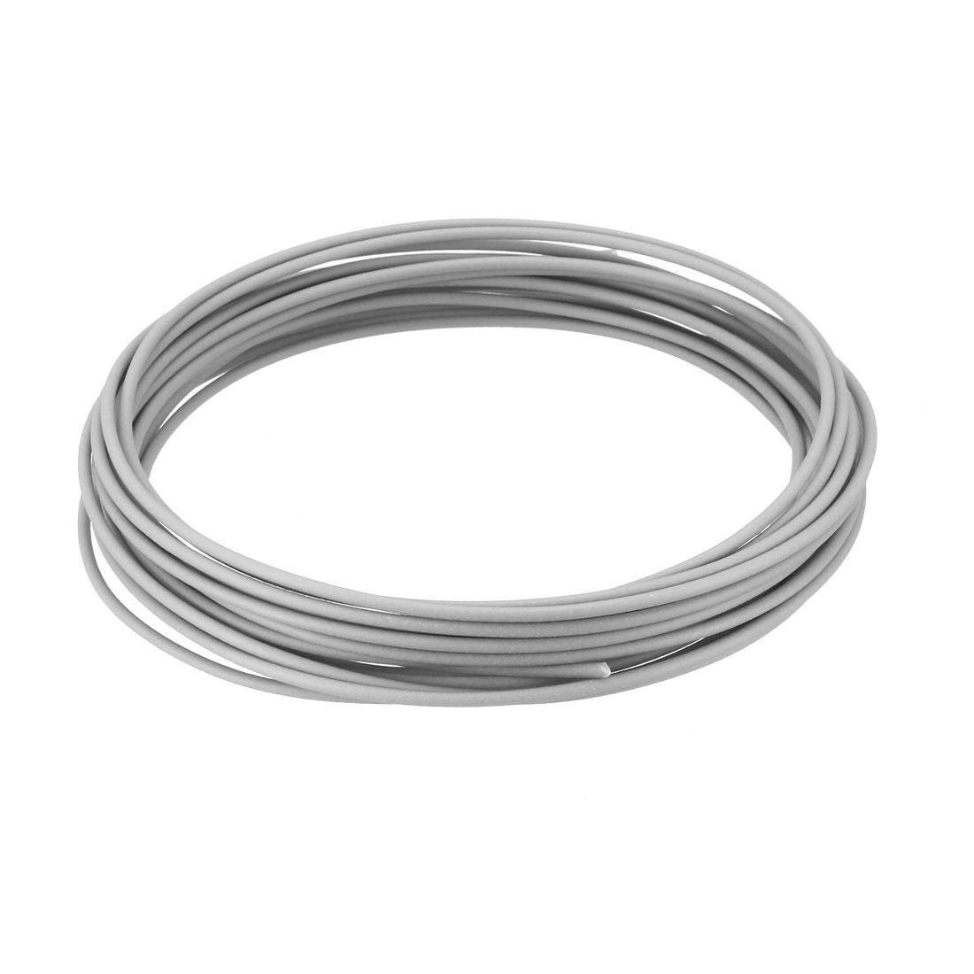 5 Meter/16 Ft PCL 3D Pen/3D Printer Filament, 1.75 mm Silver