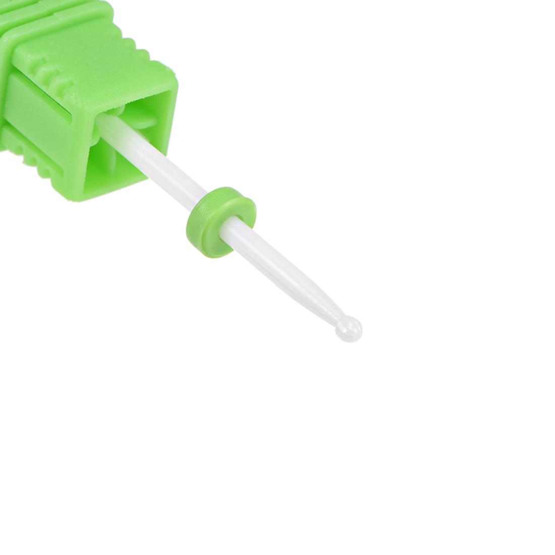 Ceramic Nail Drill Bits 3/32 inch (Coarse Grit) Cuticle Gel Remove